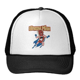Bacon Man Trucker Hat