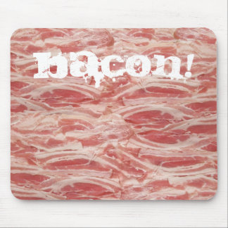 Bacon Mousepad