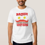 Bacon Mustache Tshirt