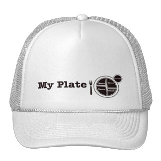 Bacon My Plate Trucker Hat