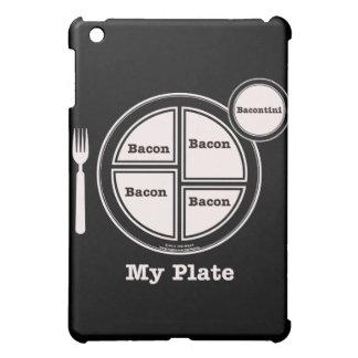 Bacon My Plate iPad Mini Cases
