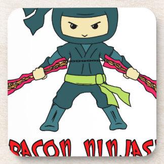 Bacon Ninja Coaster