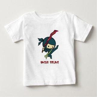 Bacon Ninjas Baby T-Shirt