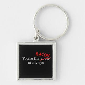 Bacon of My Eye Keychain