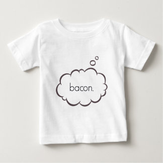 BACON ON THE BRAIN T-SHIRT