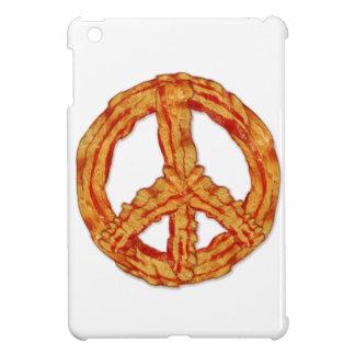 Bacon Peace Symbol Peace Sign iPad Mini Case