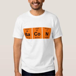 Bacon Periodically Tee Shirt
