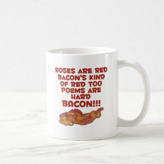 Bacon Poem Coffee Mug