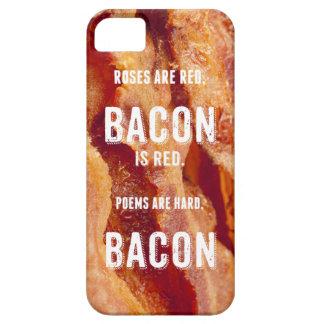 Bacon Poem iPhone SE/5/5s Case