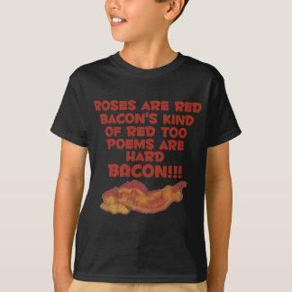 Bacon Poem T-Shirt