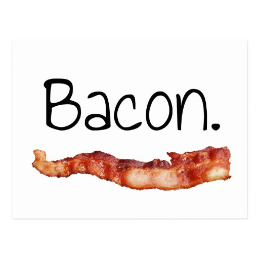 Bacon. Post Cards