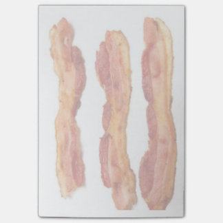 Bacon Post its Post-it Notes