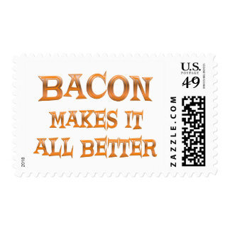 Bacon Postage