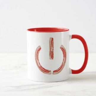 Bacon Power Symbol Mug