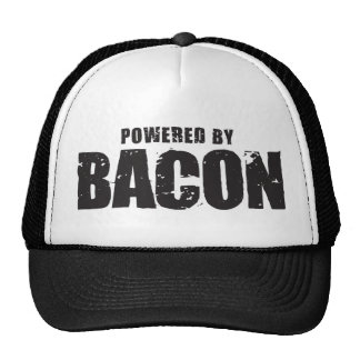 Bacon - Powered By Bacon Trucker Hat