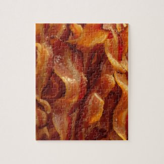 Bacon Puzzle! Jigsaw Puzzle