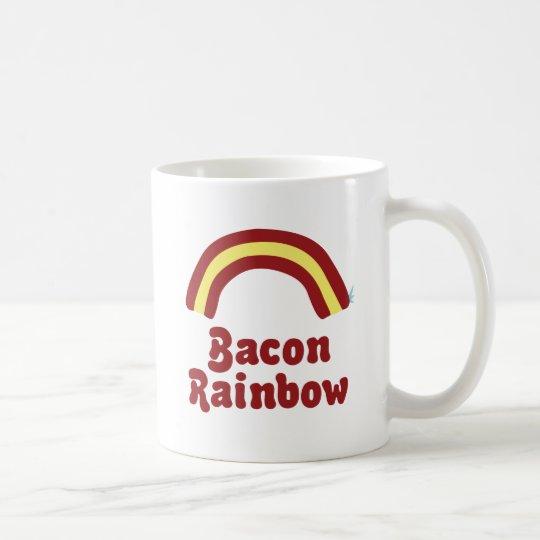 Bacon Rainbow Coffee Mug