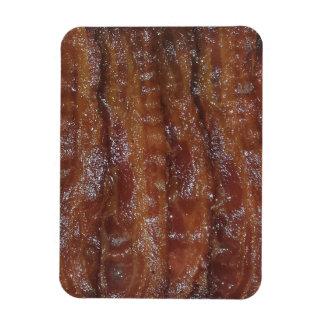 Bacon Rectangular Photo Magnet