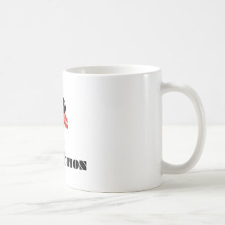 Bacon Revolution centered Coffee Mug