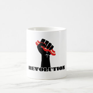 Bacon Revolution (centered) Coffee Mug