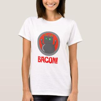 Bacon Robot T-Shirt