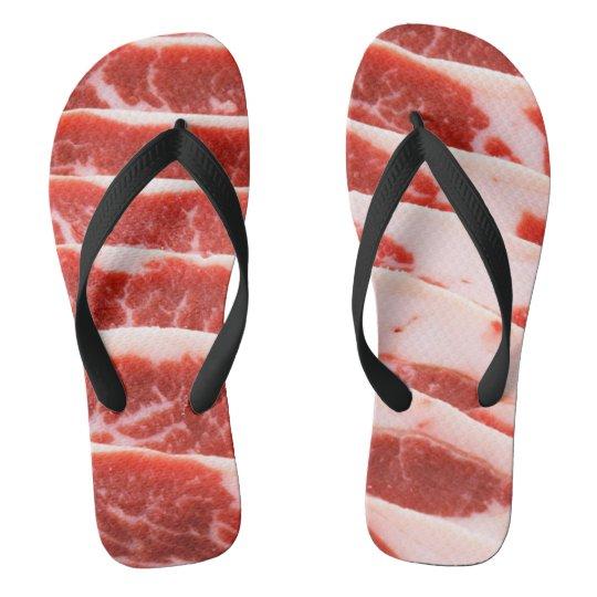 6d001630996c7 bacon shoes flip flops