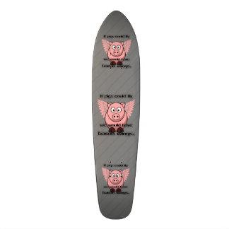 bacon skateboard deck