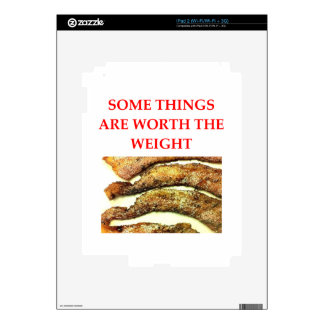 BACON SKIN FOR THE iPad 2