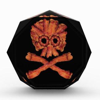 Bacon Skull and Crossbones Award