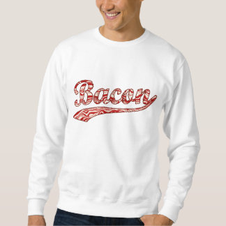 Bacon Sports Design Sweatshirt
