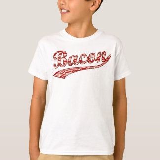 Bacon Sports Design T-Shirt