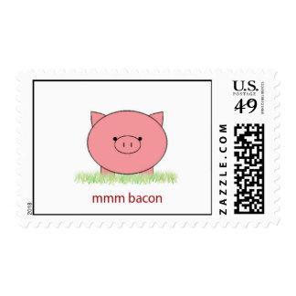 Bacon Stamps