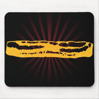 Bacon Strip Technology Mouse Pad