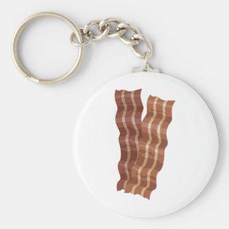Bacon Strips Keychains