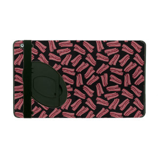 Bacon Strips Pattern iPad Cover