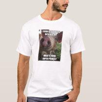 Bacon Super Power T-Shirt
