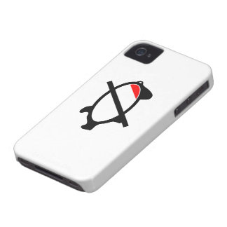 bacon supply low symbol iPhone 4 case