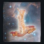 """Bacon Surfing Cat in the Universe Bandana<br><div class=""""desc"""">Bacon Surfing Cat in the Universe lolcats, &quot;funny cat&quot;, &quot;cat meme&quot;, &quot;space cat&quot;, &quot;cats in space&quot;, &quot;bacon cat&quot;, &quot;funny crazy cat&quot;, &quot;bacon space cat&quot;, &quot;universe cat&quot;, cat, &quot;lol cats&quot;, sky, funny, space, cute, bacon, universe, &quot;cute cat&quot;, &quot;bengal cats&quot;, &quot;cat funny&quot;, &quot;space cats&quot;, &quot;cat in space&quot;, &quot;meme cat&quot;, &quot;cat humor&quot;, &quot;cat...</div>"""