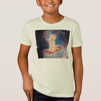 Bacon Surfing Cat in the Universe T-Shirt