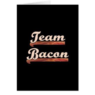 Bacon Team Card
