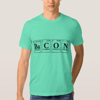 Bacon Tee Shirt