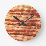 Bacon time! bacon clock mmmmm