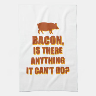 Bacon Towels