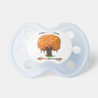 bacon tree pacifiers