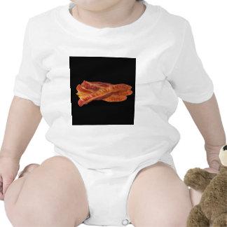 """""""Bacon"""" Baby Bodysuit"""
