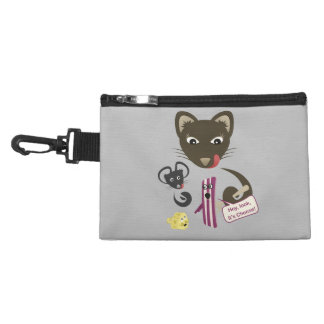 Bacon Unites Friends and Foes Accessory Bag