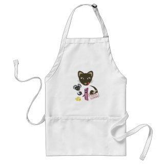 Bacon Unites Friends and Foes Aprons
