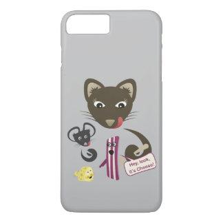 Bacon Unites Friends and Foes iPhone 8 Plus/7 Plus Case