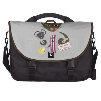 Bacon Unites Friends and Foes Laptop Computer Bag