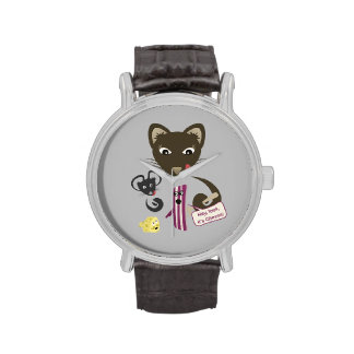 Bacon Unites Friends and Foes Wristwatches